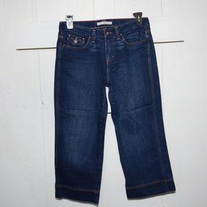 Tommy Hilfiger womens capris size 8 -997-